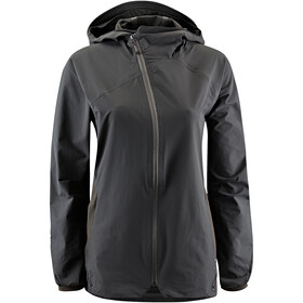 Klättermusen Vanadis Jacket Dam dark grey